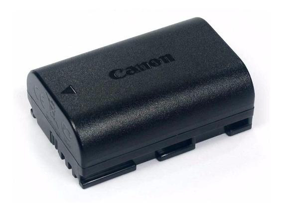 Bateria Original Canon Lp-e6 Câmera Eos 5d Mark Lii 60d 7d