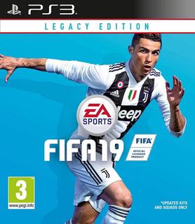 Fifa 19 Digital Ps3 Original + 39 Juegos Leer Descripcion!!