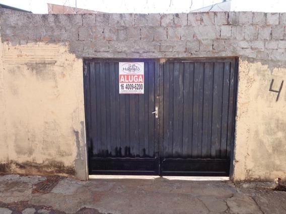 Casa Residencial Para Locação, Ipiranga, Ribeirão Preto. - Ca0508