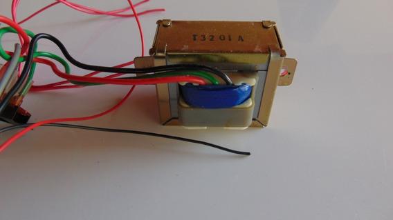 Transformador Micro System Britânia Sound Bs368 Original