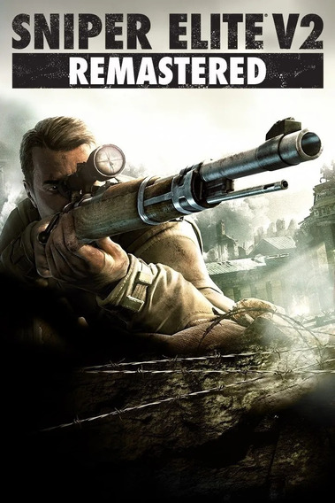Sniper Elite V2 Remastered - Mídia Digital - Pc + Brinde
