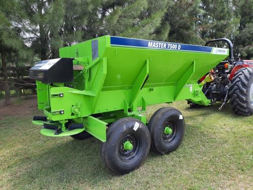 Abonadora Fertilizadoras Piccin 2500, 5000 Y 7500 .