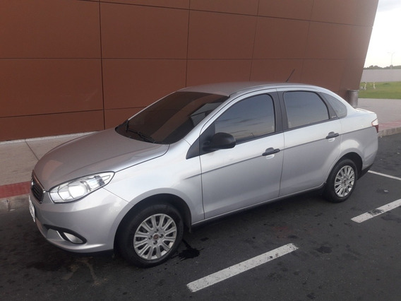 Fiat Grand Siena 1.0 Attractive Flex 4p 2018