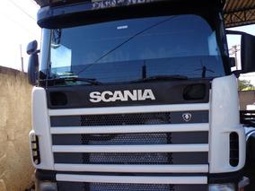 Scania R114 380 4x2 Branco ,ano Fab/mod 2007