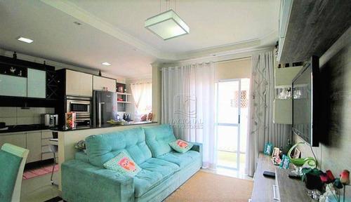 Imagem 1 de 30 de Sobrado Com 3 Dormitórios À Venda, 133 M² Por R$ 590.000,00 - Jardim Stella - Santo André/sp - So4389