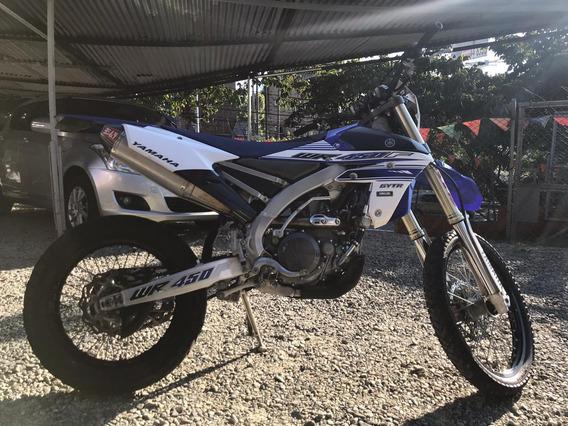 Yamaha Wr450f Modelo 2016