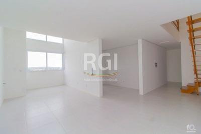 Cobertura Em Scharlau Com 3 Dormitórios - Vr23216