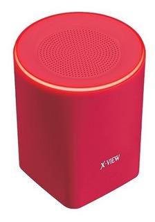 Parlante X-view Backbone Portatil Bluetooth Manos Libres