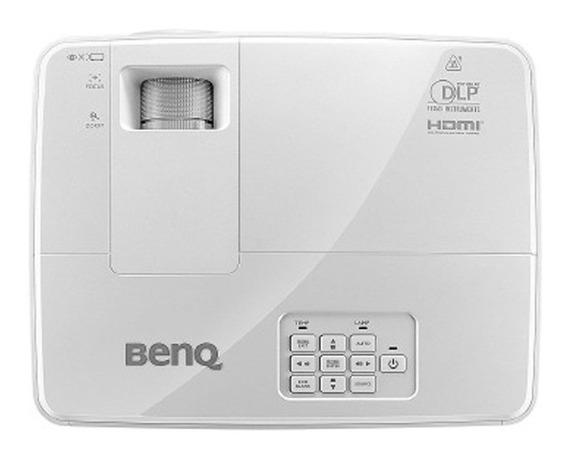 Projetor Benq Ms524 Svga 800x600 3200 Lumens Dlp Telão Hdmi