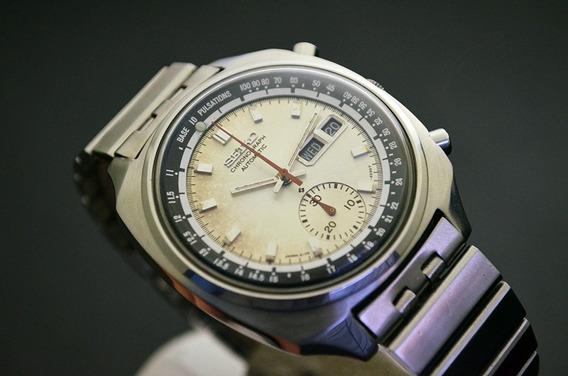 Vintage Seiko Chronograph 6139-5022 - Doctor - Lindo