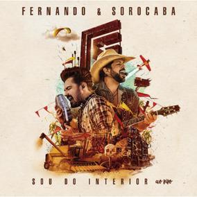 Cd Fernando E Sorocaba - Sou Do Interior / Ao Vivo (993413)