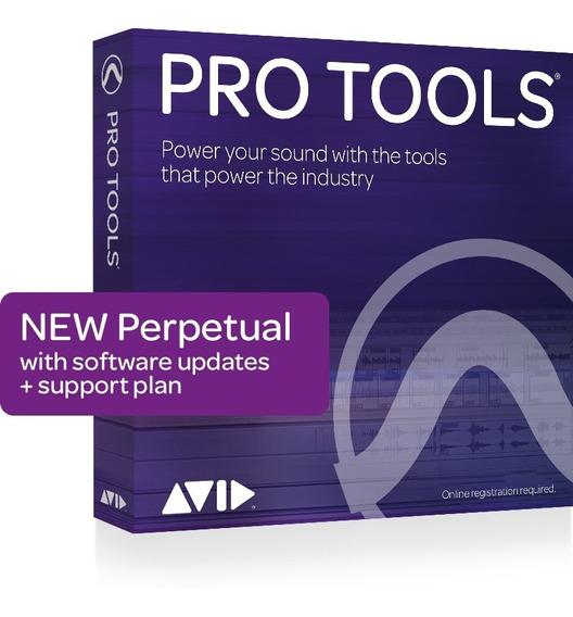 Avid Pro Tools® | New Perpetual License