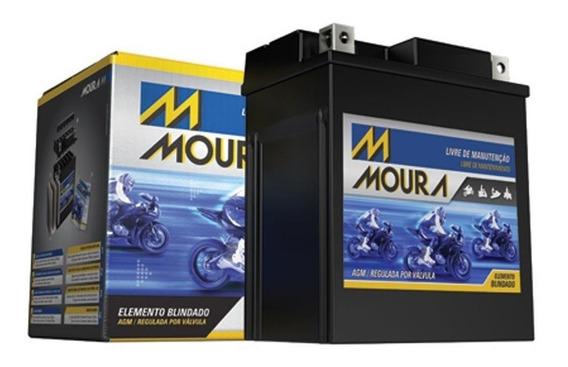 Moura Moto Ma9-e 9ah 12v ( = Yt12a-bs E Ytx9-bs Mbtx9u )