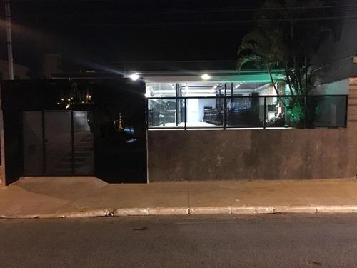 Imagem 1 de 5 de Ponto Comercial Para Aluguel Por R$6.500,00/mês Com 2 Banheiros E 1 Cozinha - Jardim Soraia, São Paulo / Sp - Bdi31134