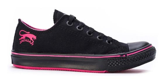 Zapatillas Lona Jaguar Reforzadas !!! Art. 321 Nuevas !!!