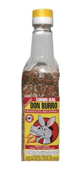 Sal Saborizada - Don Burro - Condimentada Picante