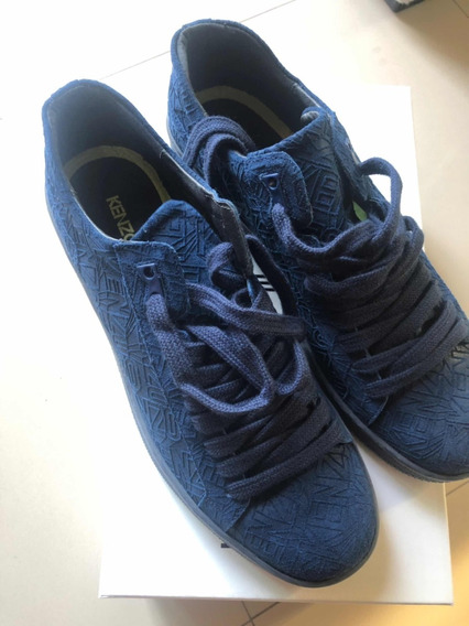 Sneakers Tenis Kenzo 8 Mex Caja Nuevos Tipo Gucci