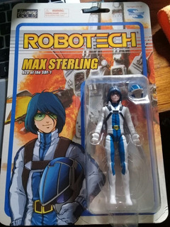 Max Sterling Robotech