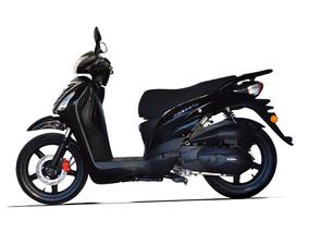 Moto Scooter Mondial Md 300 Nw 0km Modelo Nuevo