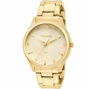 Relógio Technos Feminino Elegance Ladies 2035luj/4x