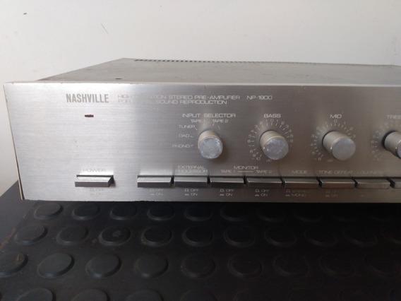 Pre Amplificador Nashville Np 1900