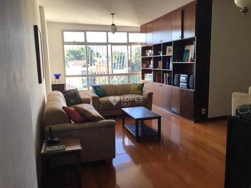 Apartamento Com 4 Quartos, 140 M² Por R$ 950.000 - Icaraí - Niterói/rj - Ap34852