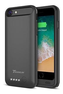 Trianium iPhone 8 7 Battery Case, Atomic