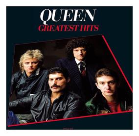Queen Greatest Hits Edicion 2016 - 2 Vinilos Nuevos Import.