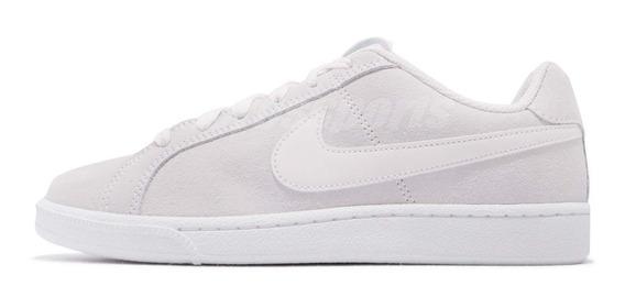 Tenis Nike Mujer Gris Court Royale Aj7731001