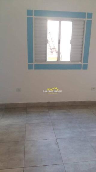 Casa Com 2 Dormitórios Para Alugar, 80 M² Por R$ 750/mês - Jardim Das Orquídeas - Santa Bárbara D