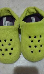 Pantufa Infantil Crocs Num 30/31