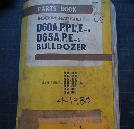 Catalogo De Peças D60