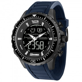 Relógio X Games Masculino Xmnpa004 Pxdx Azul - Refinado