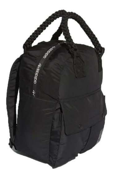 Mochila adidas Originals Backpack S Mujer + Tela Trenzada