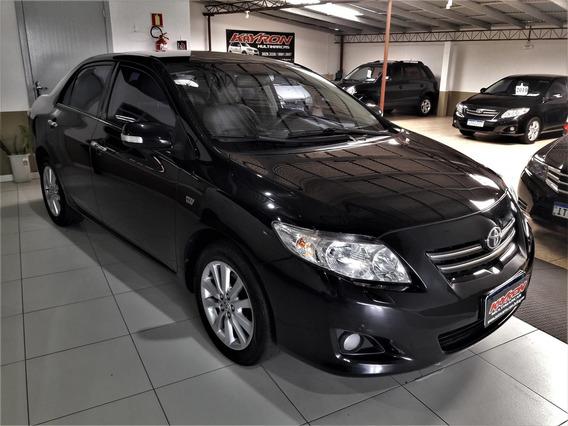 Toyota Corolla Seg 1.8 Flex Automático Ano 2009 Modelo Top