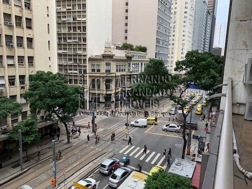Imagem 1 de 15 de Andar Inteiro Em Rio De Janeiro - Centro