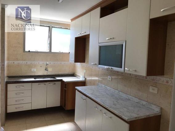 Apartamento Com 2 Dormitórios À Venda, 56 M² Por R$ 292.000,00 - São José - São Caetano Do Sul/sp - Ap10571