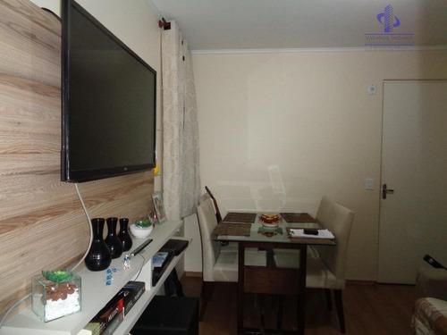 Apartamento  Residencial À Venda, Loteamento Nova Espírito Santo, Valinhos. - Ap0808