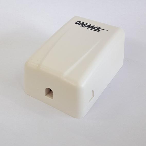 Conector Caixa Sobrepor 1 Saida