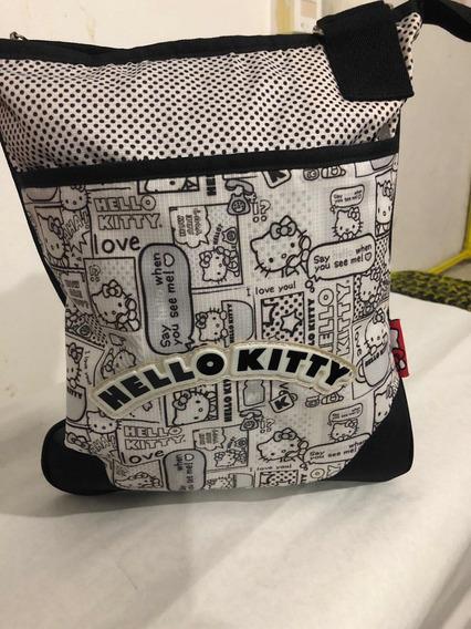Cartera Hello Kitty Casi Nueva