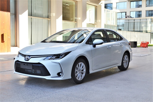Toyota Corolla Xli Cvt Automatico 0km Entrega Inmediata