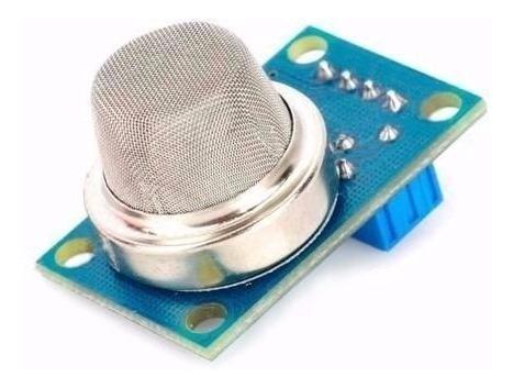 Módulo Sensor Mq-2 Mq2 Arduino Raspberry