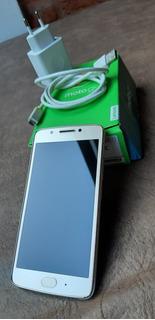 Celular Motorola G5 Fine Gold Xt1676 16gb