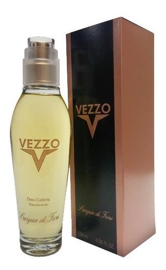 Perfume Lacqua Di Fiori Vezzo 120ml Oferta Relâmpago Só Hoje