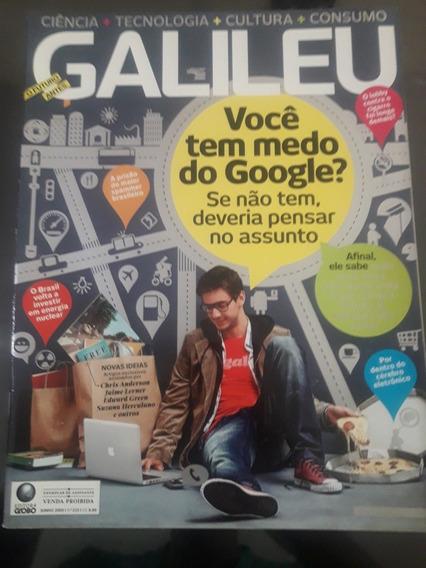 Revista Galileu N°215 - Junho De 2009