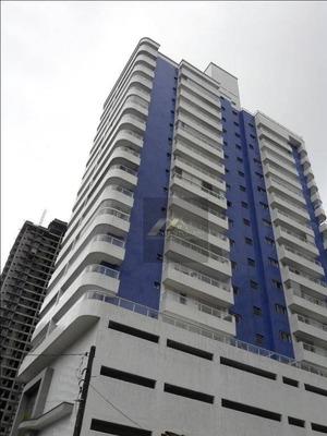 03 Dormitórios, Sendo 02 Suítes, 2 Vagas De Garagem, Bairro Canto Do Forte, Praia Grande /sp. - Ap1485