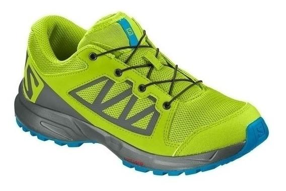 Salomon Zapatillas Xa Elevate J - Trail Running - 406169