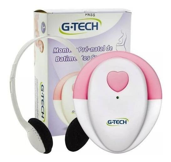 Monitor Para Ouvir Os Batimentos Do Coração Do Bebe
