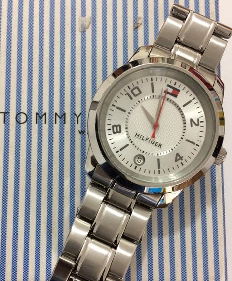 Relógio De Pulso Tommy Hilfiger Novo Original