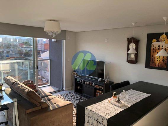 Apartamento Com 1 Dorm, Centro, Pelotas - R$ 277 Mil, Cod: 125 - V125